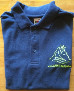 SUMMIT-SAILING Poloshirt