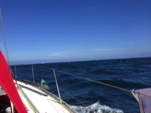 Törnbericht - Nordsee und Sonne