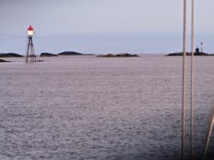 Segeln in Norwegen