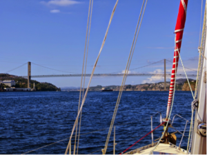 Törnbericht in norwegischen Fjorden auf der Curieux